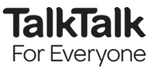 Talk Talk - Fast Broadband. £19.95 a month