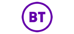 BT - BT Broadband. £26.99 a month