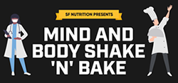 The NHS Mind & Body Plan - NHS Mind & Body Plan - FREE shake 'n' bake recipes