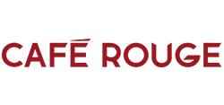 Cafe Rouge  - Cafe Rouge. 5% cashback