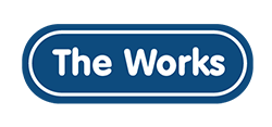The Works  - The Works. 5% cashback