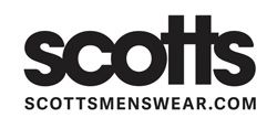 Scotts - Scotts Menswear - 20% NHS discount