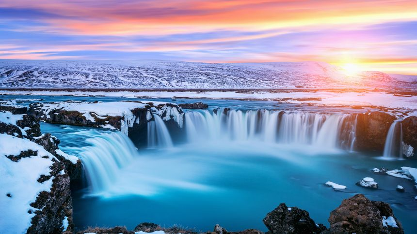 Exclusive North Iceland Arctic Experience. From £699pp plus 10% NHS discount
