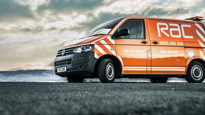 Breakdown Cover. 44% off RAC web price*   Roadside cover for just £34