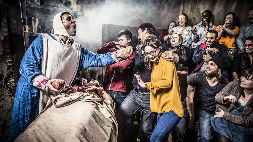 The London Dungeon - Huge savings for NHS