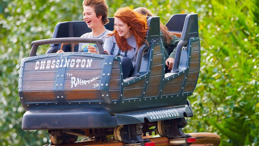 Chessington World of Adventures - Huge savings for NHS