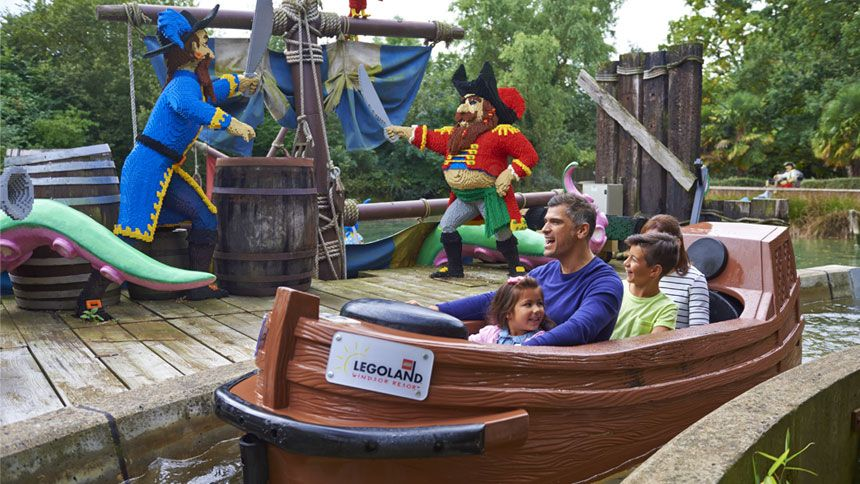 LEGOLAND Windsor Resort - Huge savings for NHS