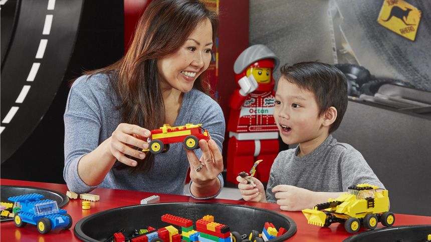 LEGOLAND Discovery Centre Manchester. Huge savings for NHS