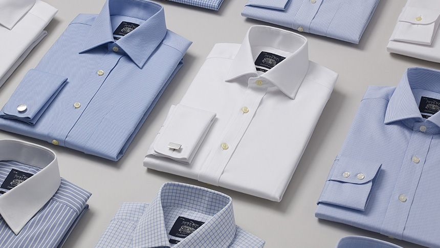 Men's Shirts, Suits and Accessories. 15% off everything for NHS