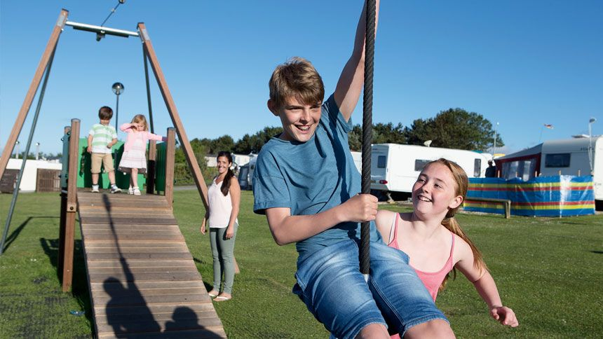 June Midweek Breaks. From only £109 for the whole family