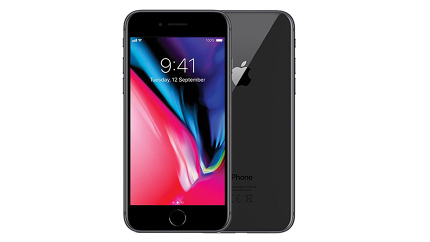 Free iPhone 8 Trade In. £38.40 a month - save £230