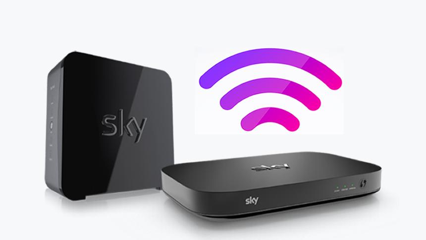 Superfast Sky Fibre. £21 a month for 18 months + £50 reward