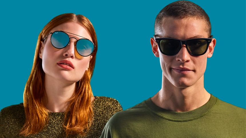 Ray-Ban. Exclusive 20% NHS discount