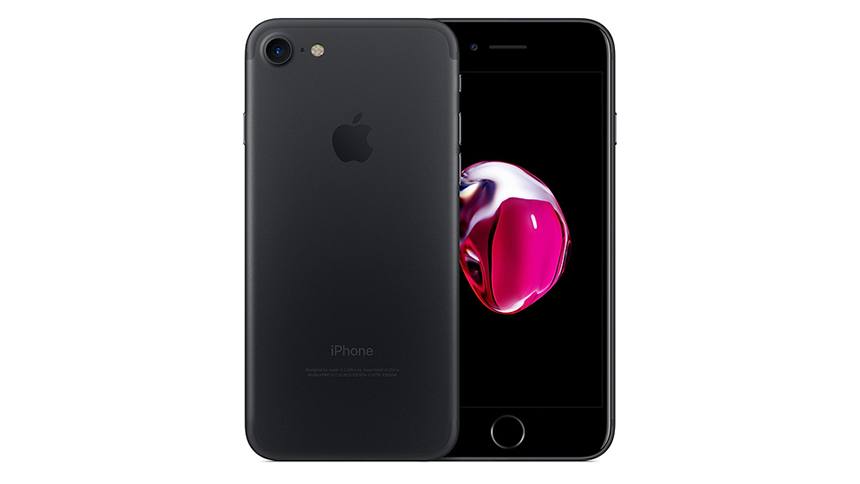 iPhone 7. £49 upfront + £33 a month