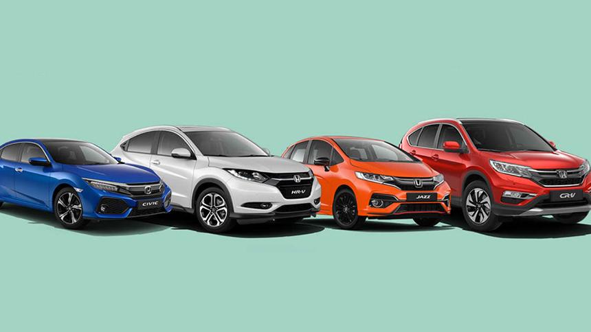 Honda. NHS exclusive save up to 29%