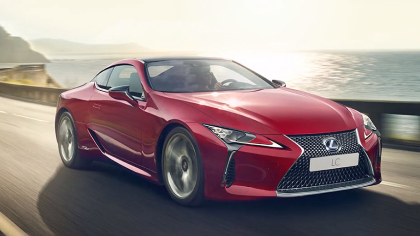 Lexus. NHS exclusive save up to 25%