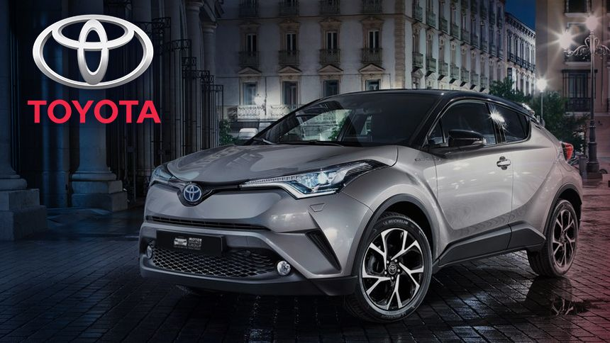 Toyota. NHS exclusive save up to 38%