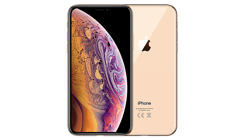 iPhone XS. £99 upfront cost + £59 a month