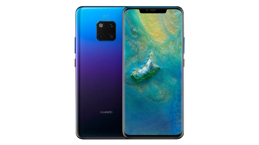 Free Huawei Mate 20 Pro. £48 a month