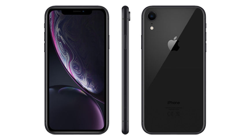 iPhone XR. £99 upfront cost + £45 a month