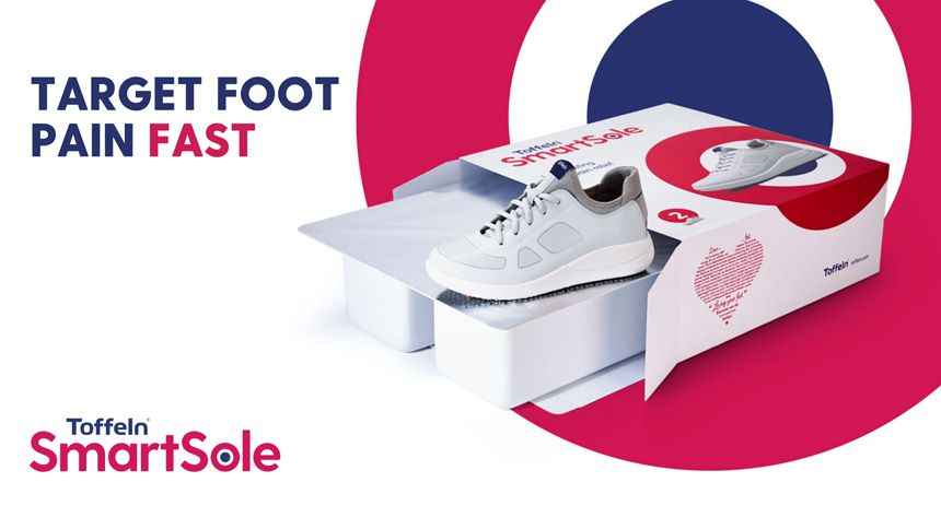 Toffeln. 15% NHS discount. The UK's favourite nursing shoes