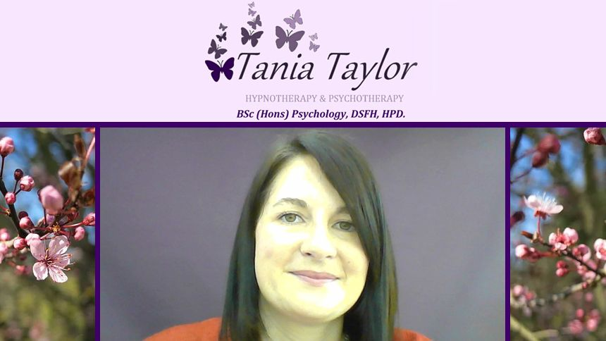Tania Taylor Hypnotherapy & Psychotherapy. 20% NHS discount