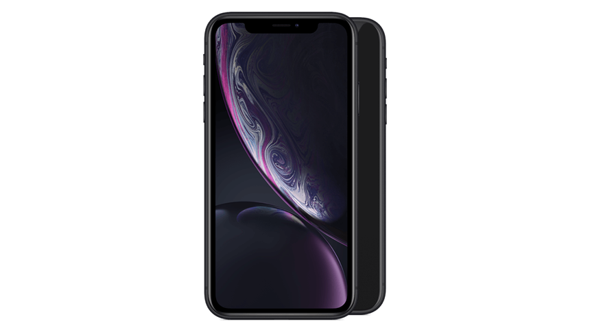 Exclusive FREE iPhone XR. £38 a month