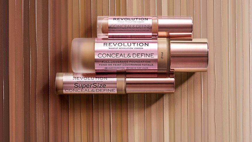 Revolution Beauty. 15% NHS discount when you spend £50
