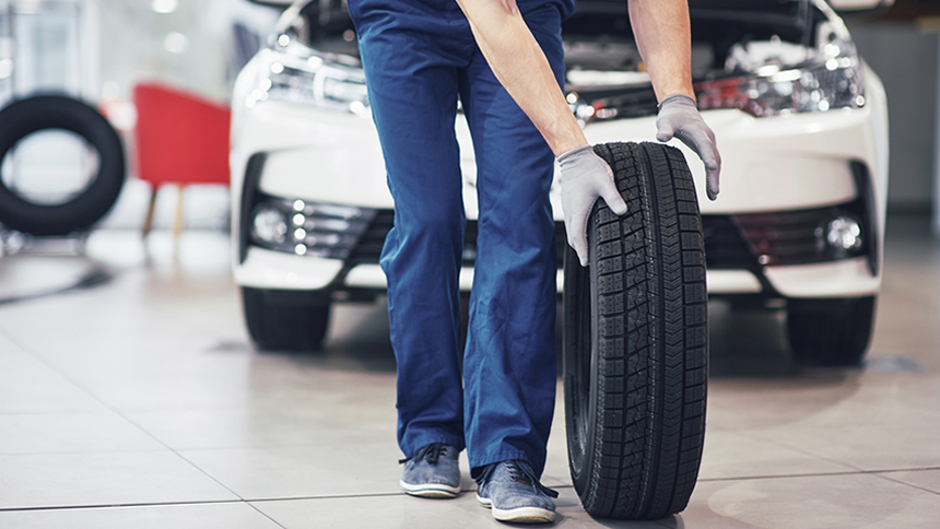 Tyre Insurance - Save up to 75% on main dealer prices