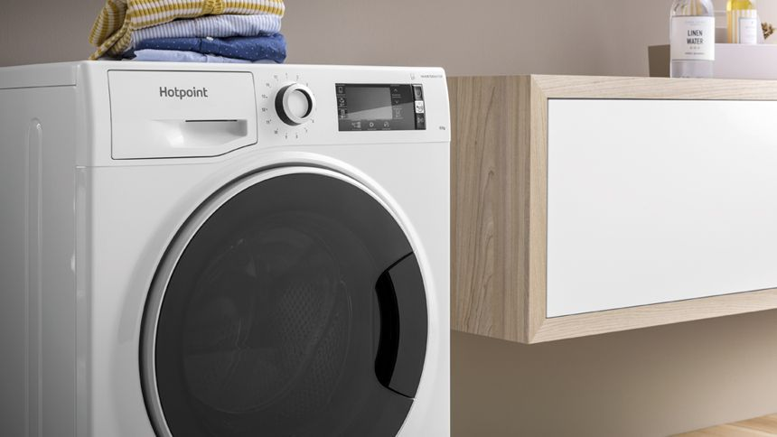 Hotpoint Flash Sale. Up to 30% off home appliances + extra 20% NHS discount