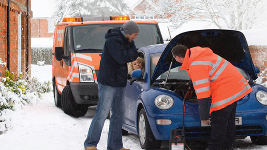 Breakdown Cover. Up to £41 off RAC web prices* + FREE At Home Cover with Roadside & Recovery^