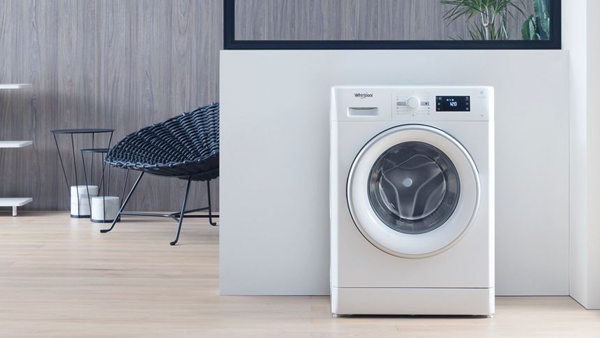 Whirlpool Washing Machines. Extra 20% NHS discount