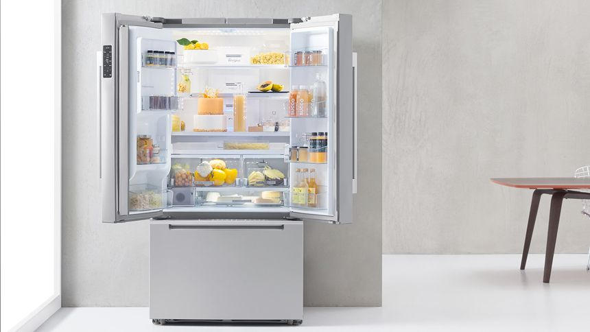 Whirlpool Fridge Freezers. Up to 30% off + extra 20% NHS discount