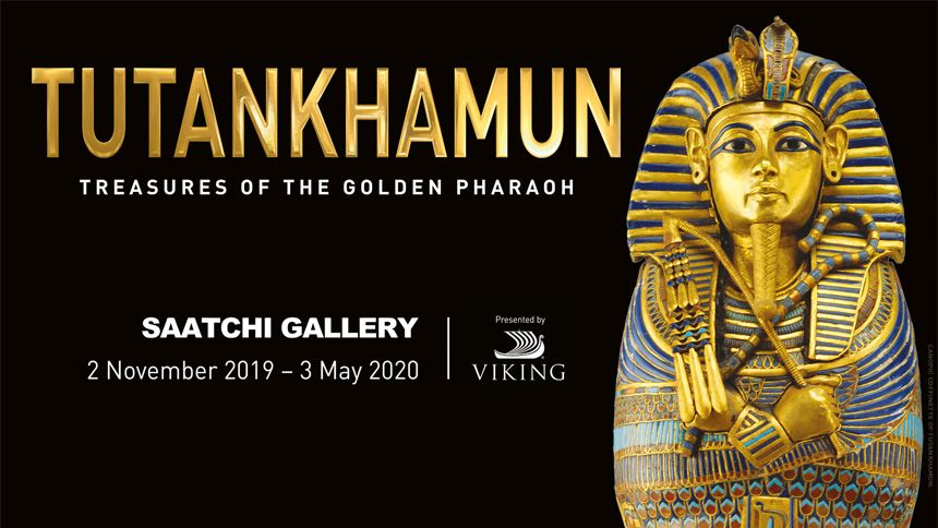 Tutankhamun Exhibition + Hotel Stay. 10% NHS discount