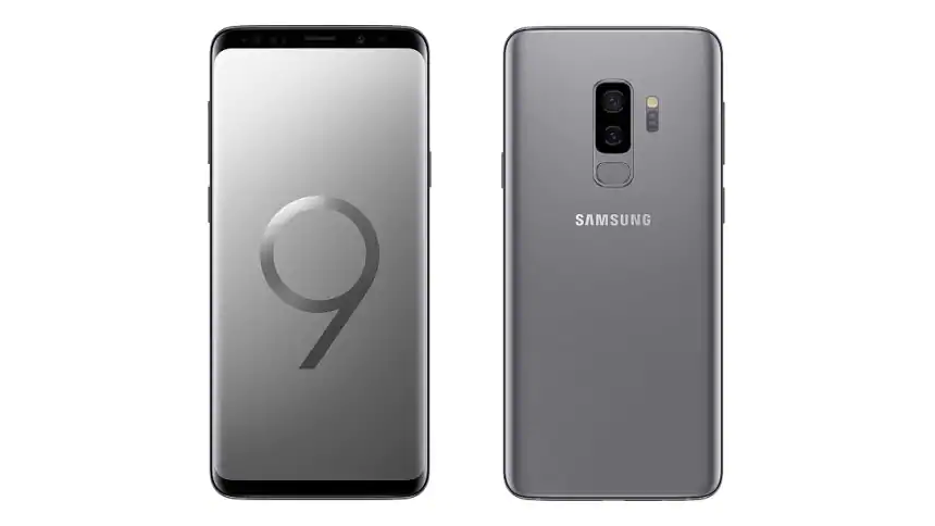 Cheapest Samsung Galaxy S9+. £29 a month