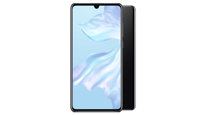 FREE Huawei P30. £29 a month