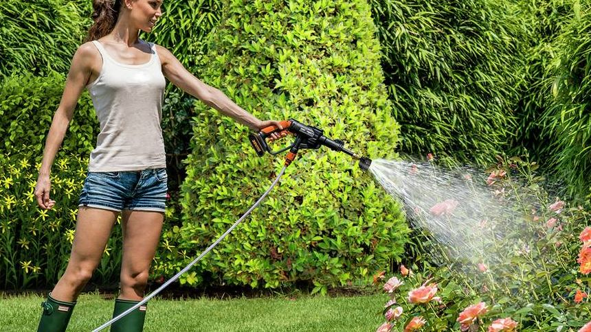 Garden Power And Pressure Washers. Save up to 25%