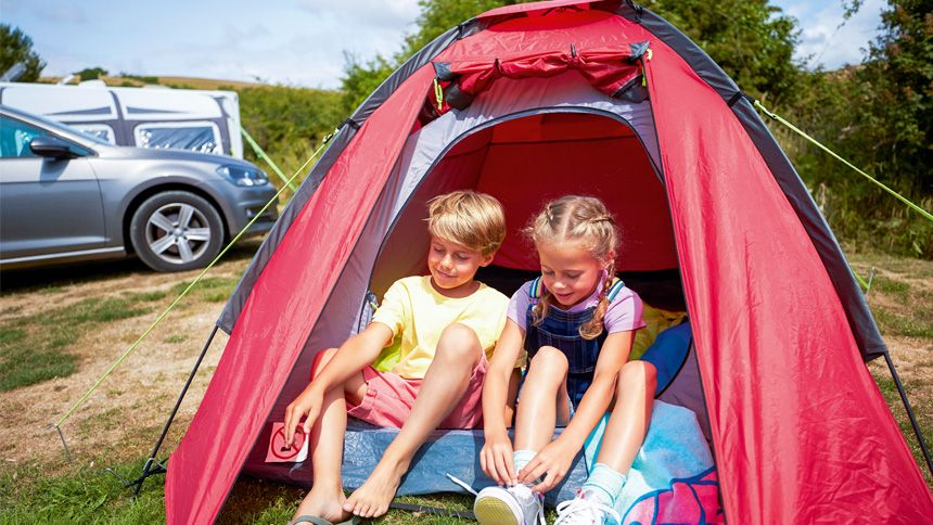 Touring & Camping. Summer holidays from only £308