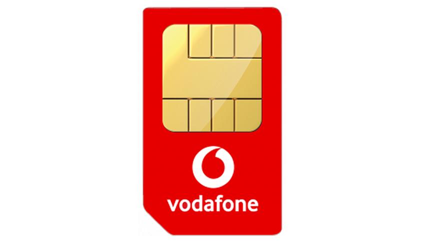 Vodafone 15GB Sim. £9.99 a month