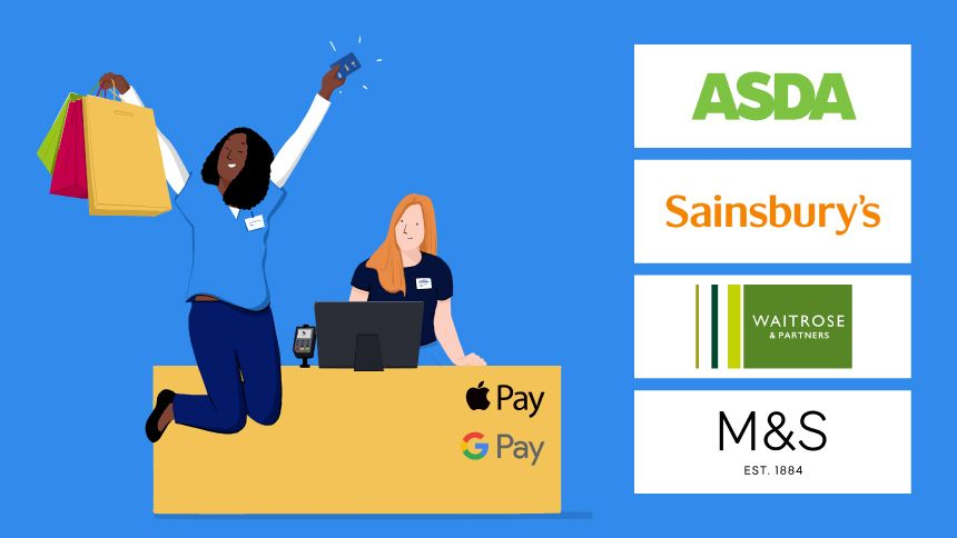 Earn at Supermarkets Online & In-store - Earn cashback at ASDA, Sainsbury's, Waitrose, M&S & more