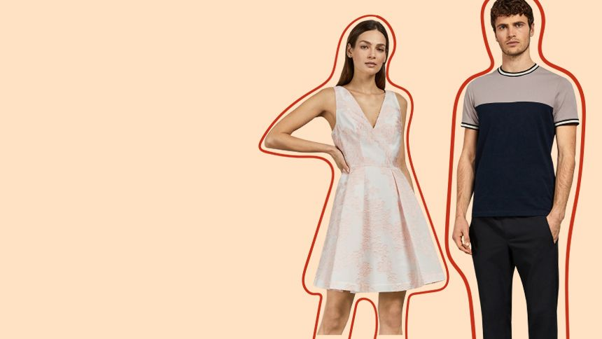 Ted Baker. Up to 50% off