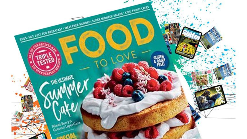 Food to Love Magazine. 20% off 12 months subscription