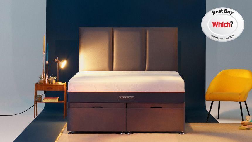 Brook & Wilde Lux Mattresses - Save 35% on a luxury mattress