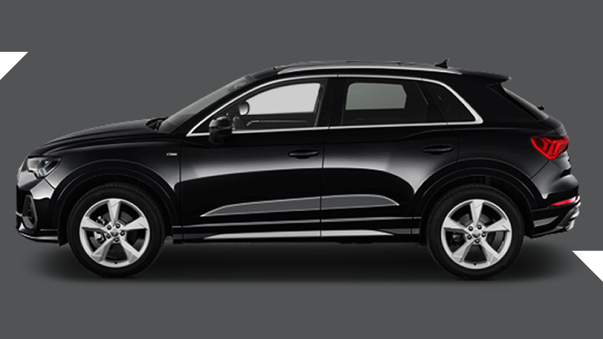 Audi Q3 Estate. £299 per month inc VAT*