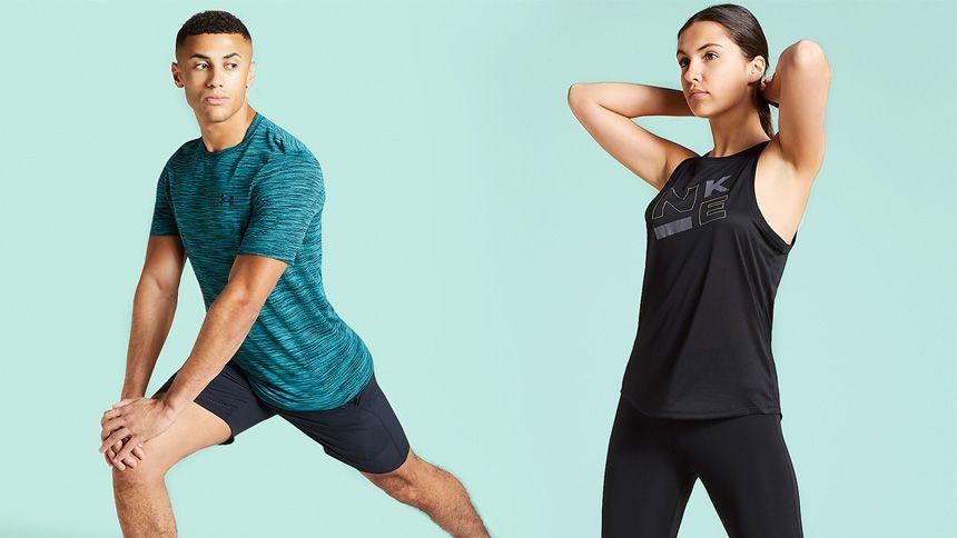 Sportswear | Equipment | Accessories. 10% exclusive NHS discount