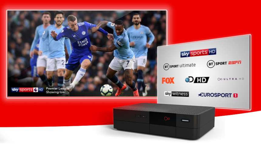 Bigger Bundle + Sports. £65 a month for 12 months
