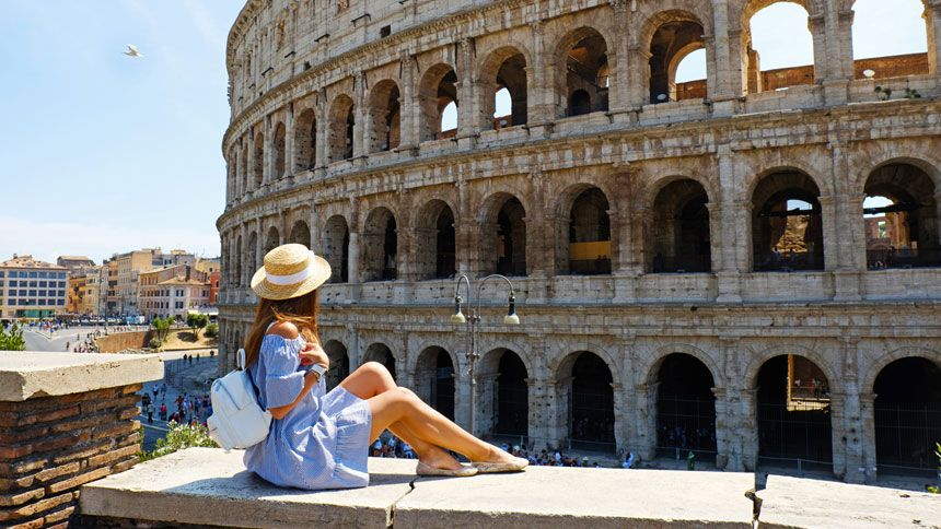 Rome Sightseeing Bus Tours. 10% NHS discount