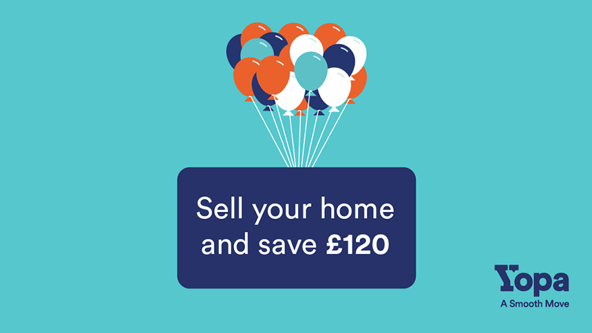 Sell Your Home - Save £120