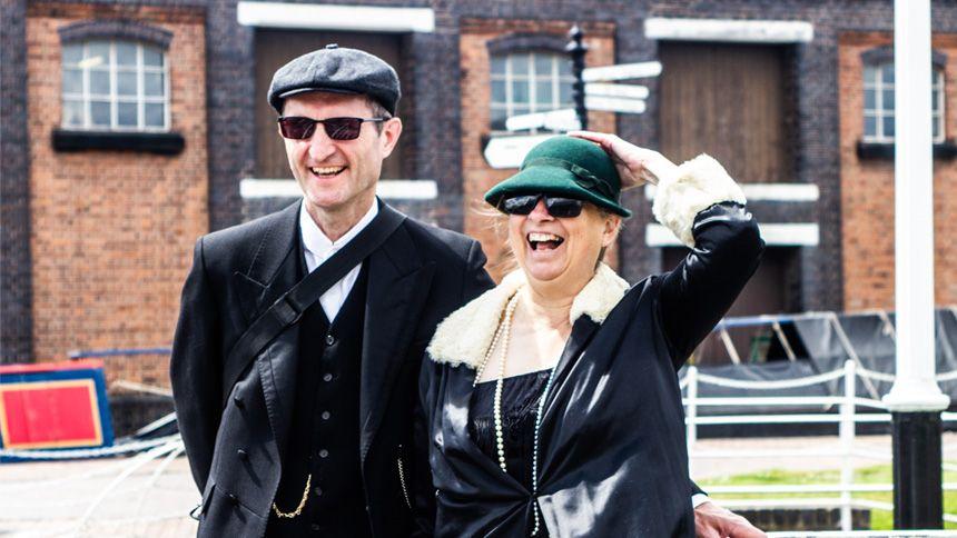 Peaky Blinders Location Tours. 10% NHS discount