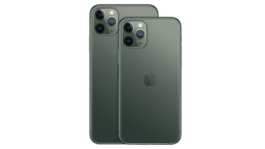 FREE iPhone 11 Pro. £129 upfront + £58 a month
